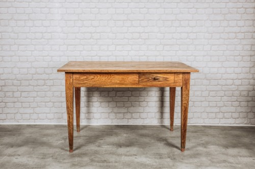 Table bois vintage
