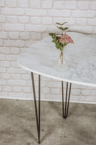 "Table haute ""Ripamarbre"""