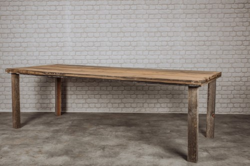 Table bois brut Tobias